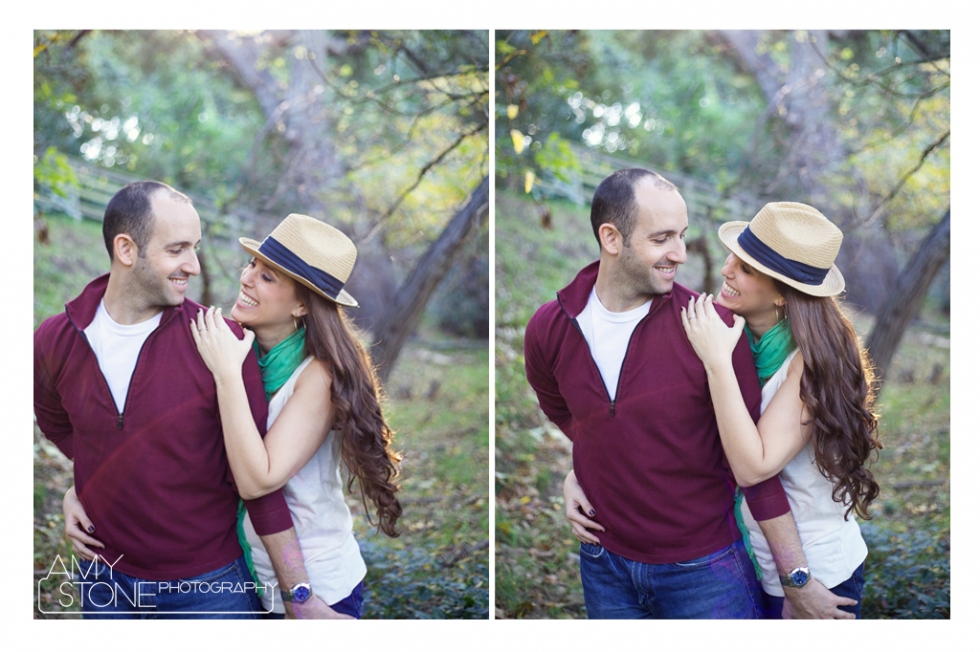 Tree+People+Coldwater+Canyon+Engagement+Session+Amy+Stone+Photography