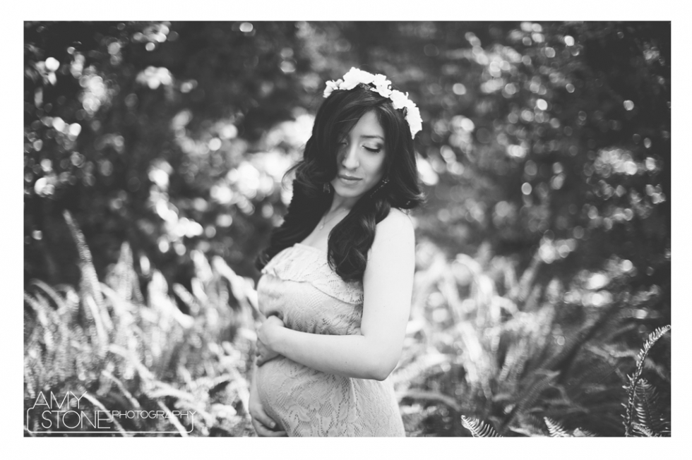 amy-stone-photography-descanso-gardens-forest-flower-crown-maternity-photos