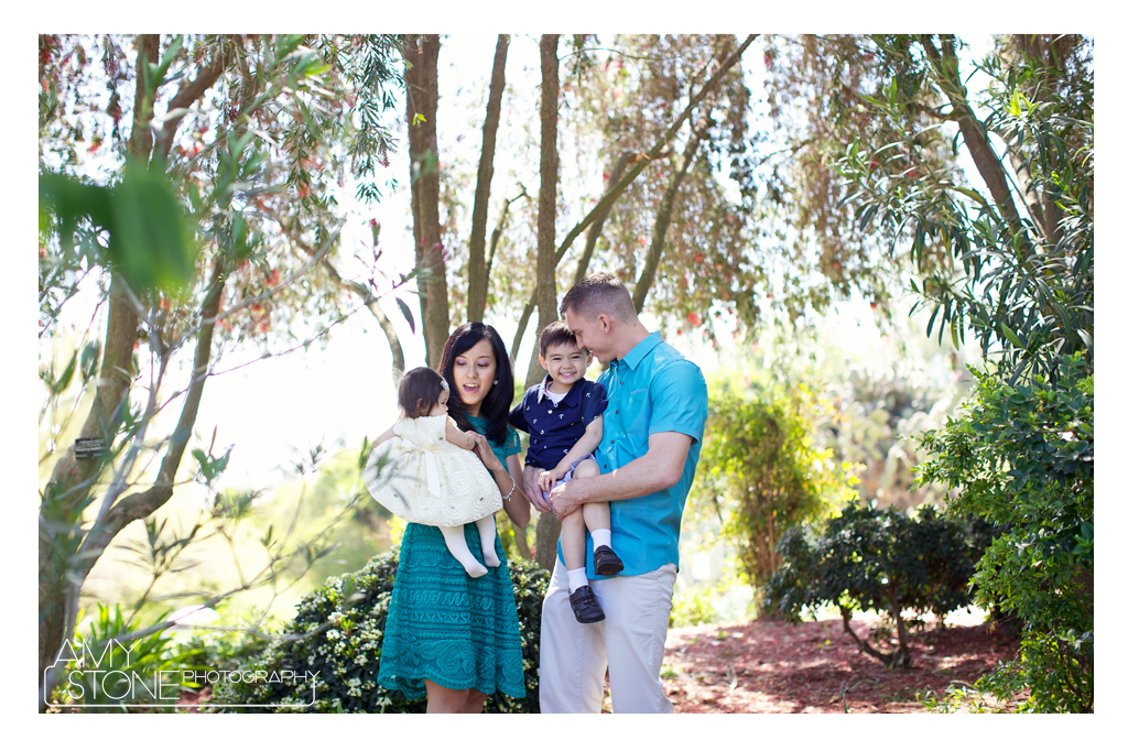 South Coast Botanic Gardens Palos Verdes Family Photography Photos